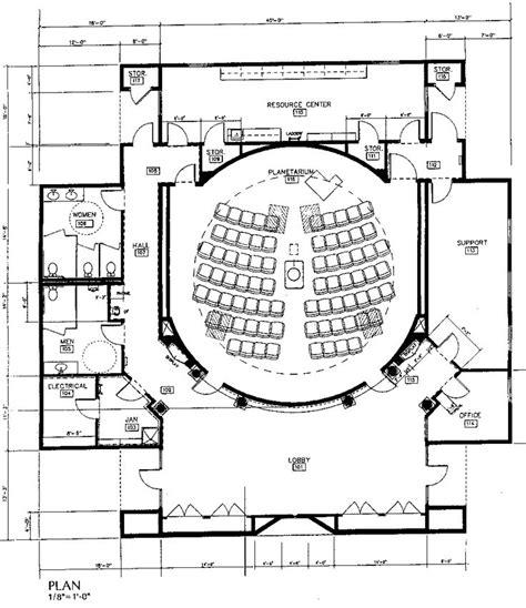 planetarium floor plan best 25 planetarium architecture ideas on pinterest