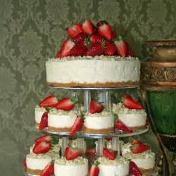 Feng Shui Home Decorating Strawberry Cheesecake Individual Cheescake Wedding Cakes