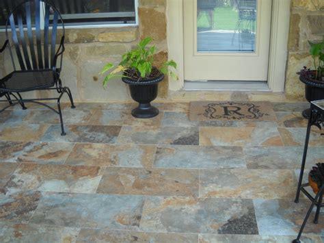 outdoor porcelain tile patio porcelain tile kaska italian slate series