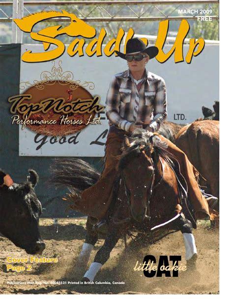 Saddle Up by Issuu Saddle Up March 09 By Saddle Up Magazine