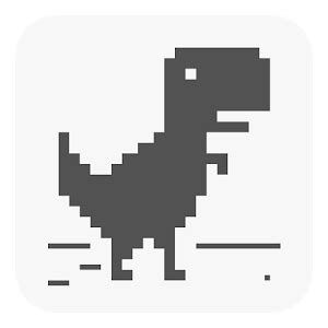 chrome game dino dino chrome android apps on google play