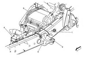 Service Brake System 2003 Avalanche 2000 Gmc Electronic Brake Module Location
