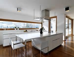 Kitchen House Design by Modern Kitchen In Italian House Interior Design