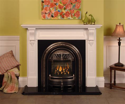 Coal Fireplace by Gas Fireplaces