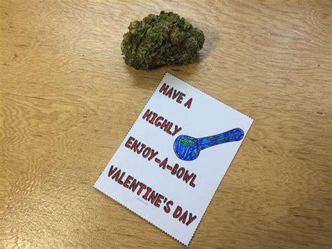 stoner valentines diy stoner s day cards chronic crafter