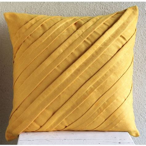 yellow sofa pillows 124 best images about pillows on