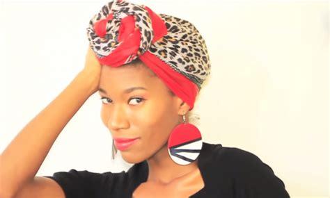 turban that straightens hair head scarf styles 12 easy fabulous head scarf tutorials