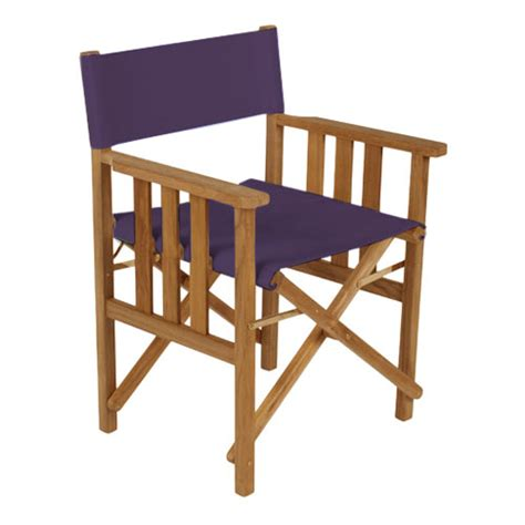 Directors Chair Replacement Canvas purple director chairs replacement water resistant canvas