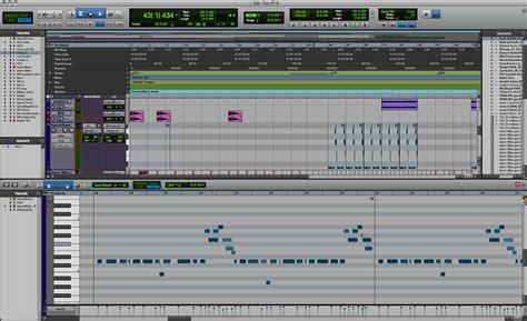 Midi Mumer pro tools 8 the test the return of the king audiofanzine