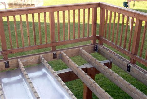 diy deck building  home design ideas