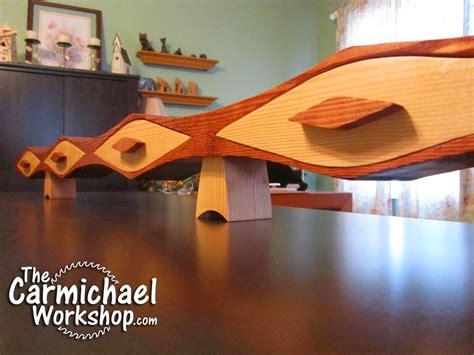 Scroll Saw Vase The Carmichael Workshop Project Plans