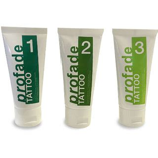 tattoo cream replacement profade tattoo removal
