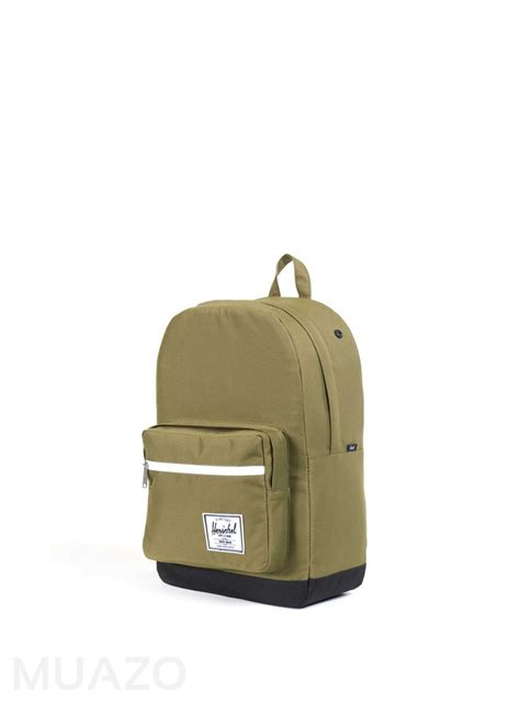 Blind Barber Pomade Herschel Supply Co Pop Quiz Army Backpack Lifestyle From