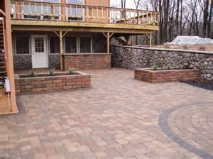 Paver Patio Maintenance Auman Landscape Paver Patios Beautiful Low Maintenance Durable Lancaster Ohio