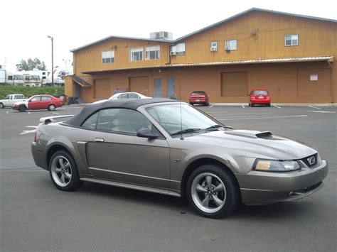 2002 mustang gt review 2002 ford mustang gt convertible review