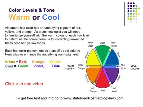 hair color theory colortheory