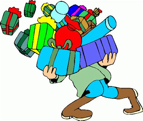 Home Decorating Images holiday gift exchange clip art 24