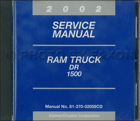 car repair manuals download 2004 dodge ram 1500 navigation system 2002 dodge ram 1500 pickup truck repair shop manual original