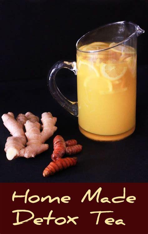 What Teas Act As A Detox by Turmeric Detox Tea Recipe Powder Punch And