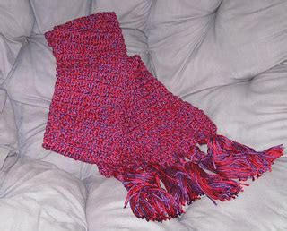 Pattern Compile | ravelry criss cross scarf pattern by compile yarn