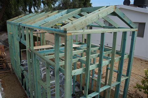 Trusses For A Shed by Roofing Framing Article Image