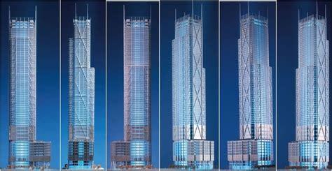 design center towers 3 world trade center tower views e architect