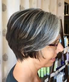 hair color for black salt pepper color wants to go blond 60 gorgeous hairstyles for gray hair
