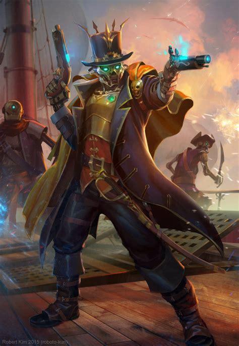 The Pirate King roboto kun robert deviantart