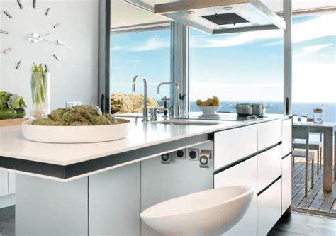 encimeras para cocinas blancas cocinas blancas de silestone