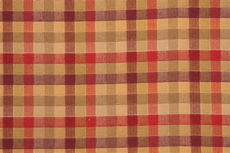 Plaid Drapery Fabric fabric by the yard richloom nirvan matelasse plaid upholstery fabric in hearth 8 95 per yard