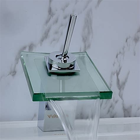 contemporary bathroom sink faucets faucets images contemporary waterfall bathroom sink faucet