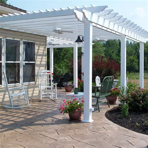 Trellis Designs For Patios Pergola And Trellis Design Ideas Archadeck Outdoor Living