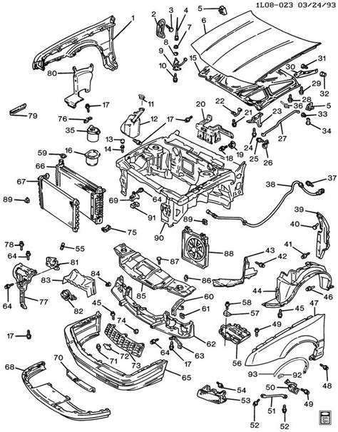 service manual online service manuals 1996 oldsmobile ciera engine control service manual
