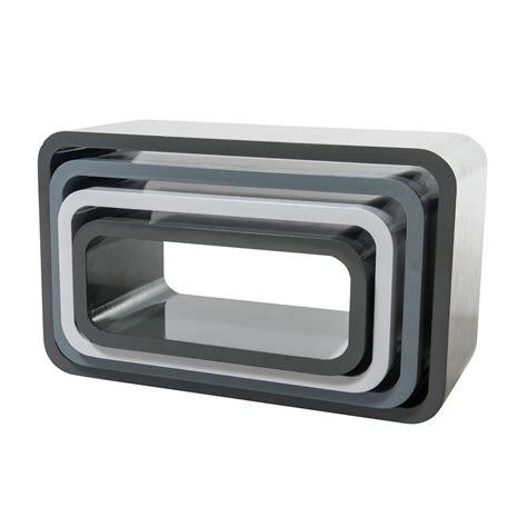 Regal Set regal set oval in grau sebra kaufen bei roomers