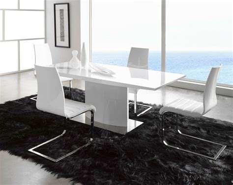 modern dining room table sets modern dining room sets as one of your best options