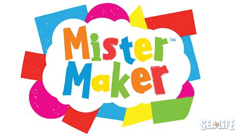 logo shapes maker sub sea systems our world mister maker creature makes inspired by sea trek