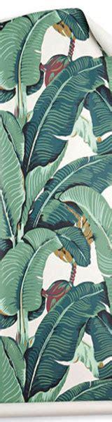 wallpaper martinique banana leaf bonkers for banana leaves the english room