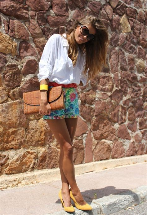 summer style   wear printed shorts lifestuffs