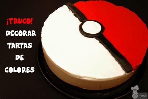decorar tartas con fondant truco para decorar tartas de colores tarta de