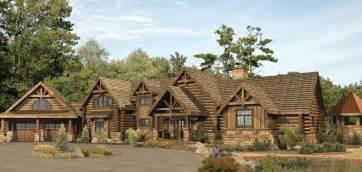 Large Log Home Floor Plans by Herrington Point Log Homes Cabins And Log Home Floor