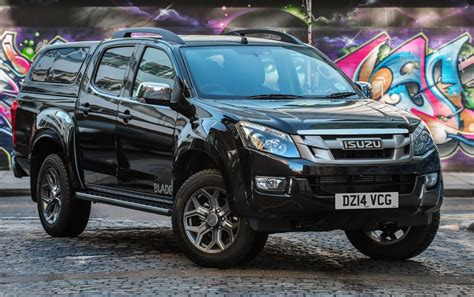 isuzu dmax 2015 not for us isuzu d max blade special edition gets updates