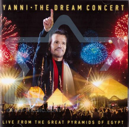 Cddvd Yanni The Concert the concert by yanni