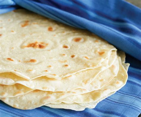 handmade flour tortillas recipe finecooking