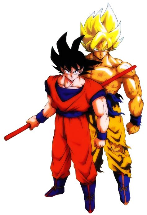 imagenes png dragon ball z mas de 400 renders de dragon ball z marbal