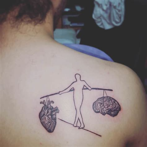 brain tattoo 31 black designs design trends