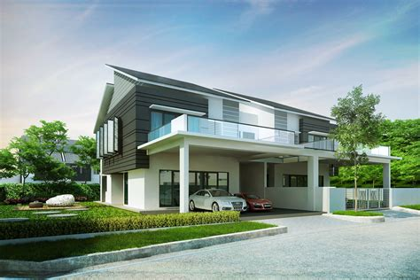 house of d sunway cassia semi d malaysia properties sunway property