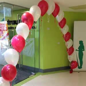 Balloon arch installation across the uk outdoors or inside balloon co uk