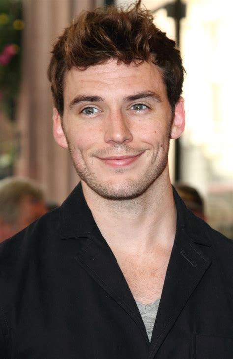 Sam Claflin Inspired Hairstyles