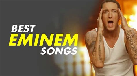 eminem hits song top 10 eminem songs i the greatest hits youtube