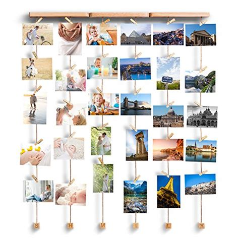 picture frame photo frames wooden wall hanging poster love kankei wall hanging picture photo frames 26 by 29